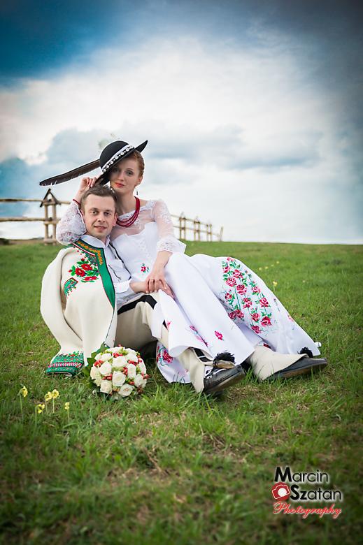 fotograf ślubny Zakopane Marcin Szatan