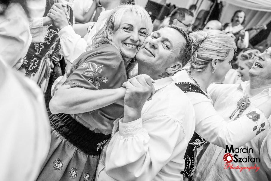 Góralskie wesele na śląsku