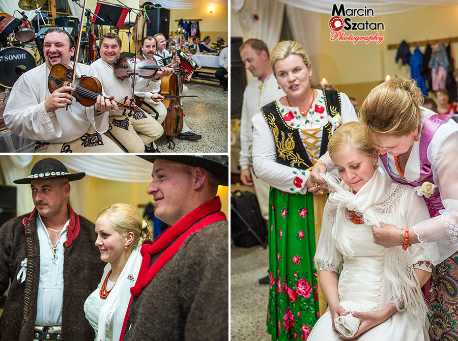 Nowy Targ profesjonalna fotografia ślubna